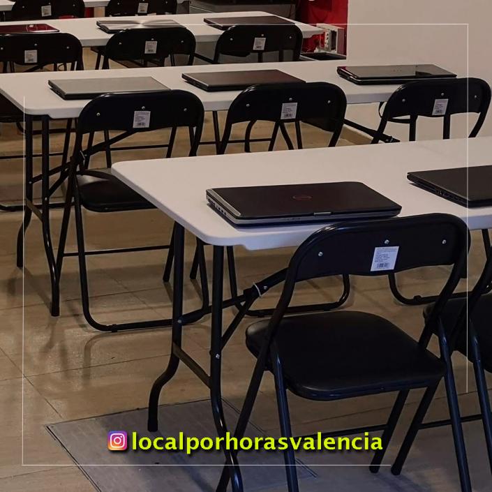 20181121 local para cursos talleres y seminarios en Valencia