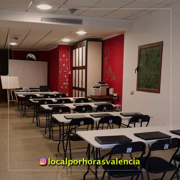 20181121 local para formaciones y cursos en Valencia